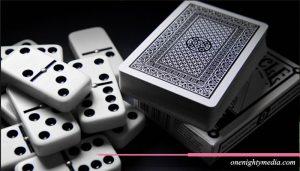 Sejarah domino Kiu