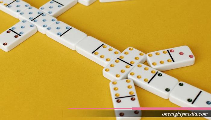 Taktik jitu bermain Gaple