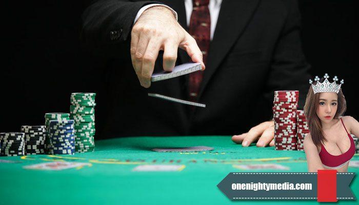 Trik Judi Poker Online Kelas Atas