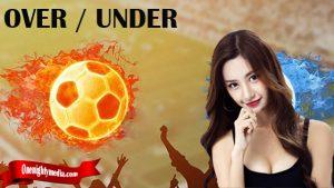 Over Under Peluang Kemenangan Judi Bola