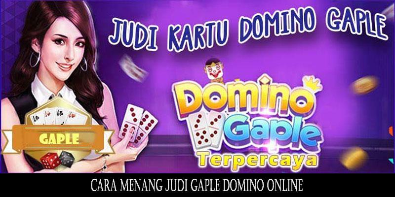 Cara Menang Judi Gaple Domino Online | Situs Judi Online ...